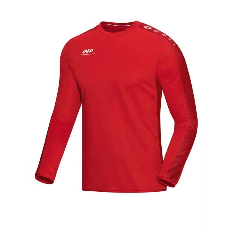 Jako Sweatshirt Striker Kinder Rot F01 - rot