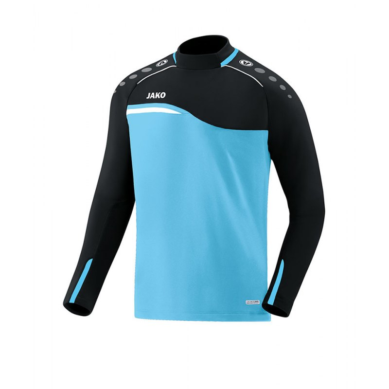 Jako Competition 2.0 Sweatshirt Blau Schwarz F45 - blau
