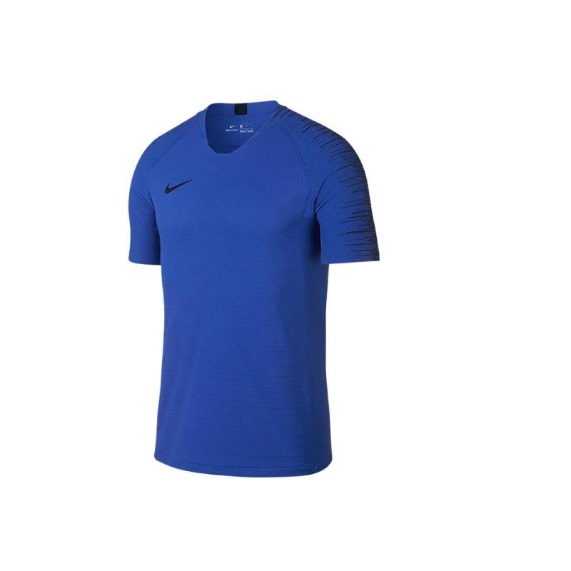 Nike Vapor Knit Strike Top Royalblau F407 - blau