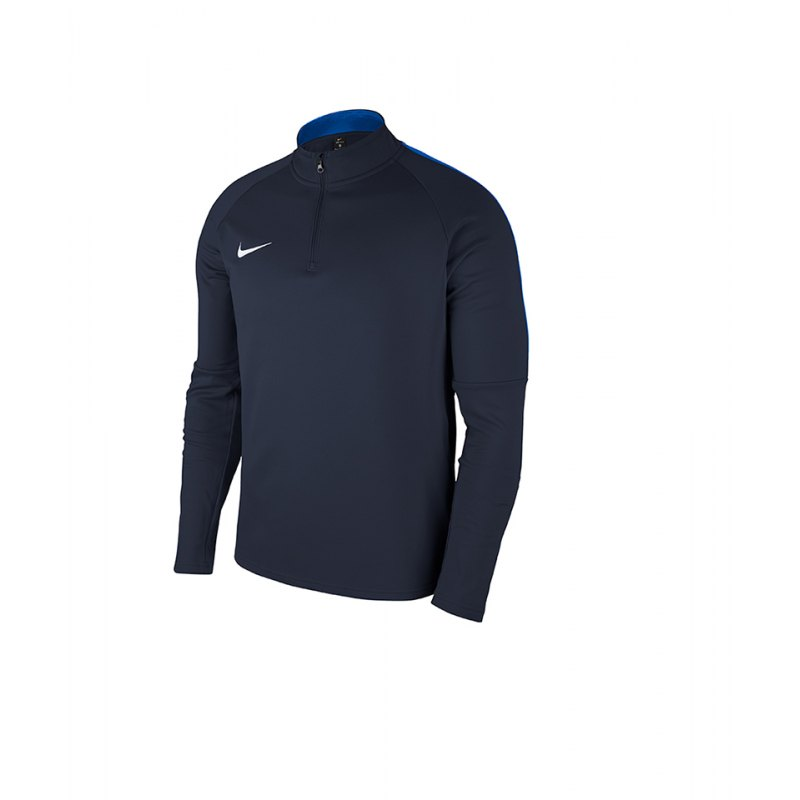 Nike Academy 18 Drill Top Sweatshirt Kids F451 - blau
