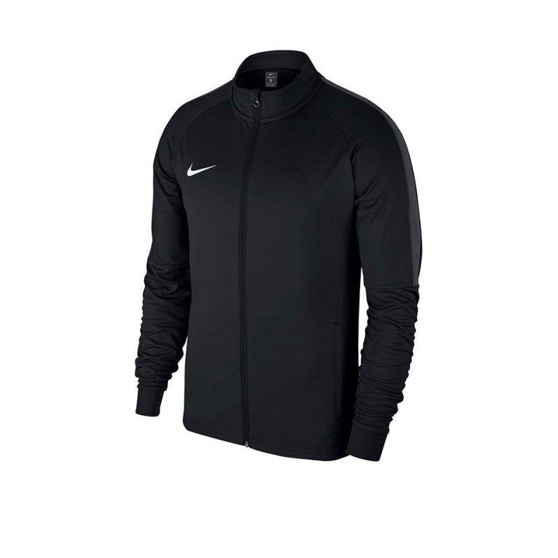 Nike Academy 18 Knit Trainingsjacke Kids F010 - schwarz