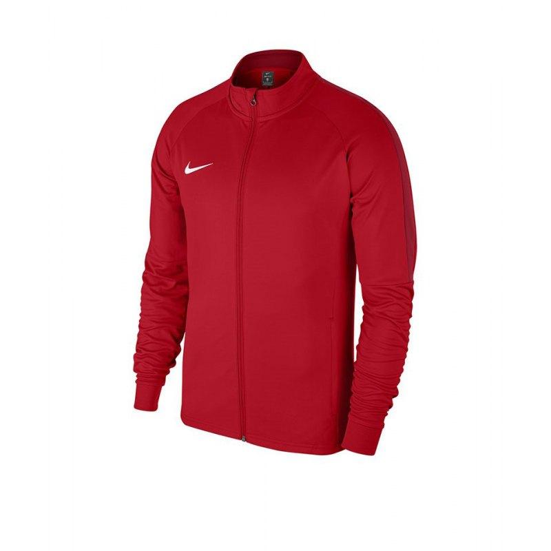 Nike Academy 18 Knit Trainingsjacke Kids Rot F657 - rot