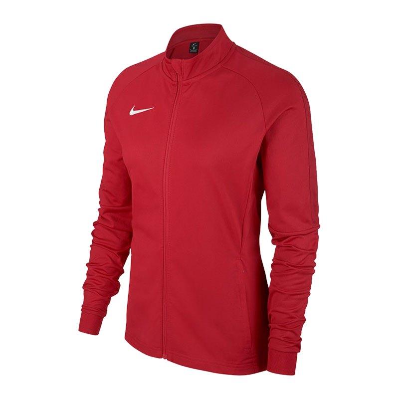 Nike Academy 18 Knit Trainingsjacke Damen Rot F657 - rot