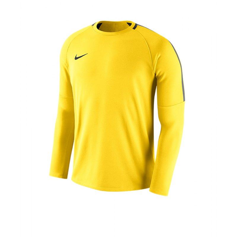 Nike Dry Academy 18 Football Top Gelb F719 - gelb