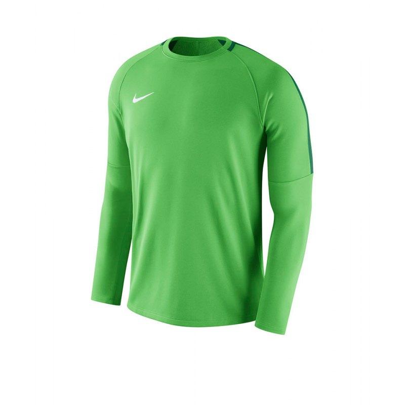 Nike Dry Academy 18 Football Top Grün F361 - gruen