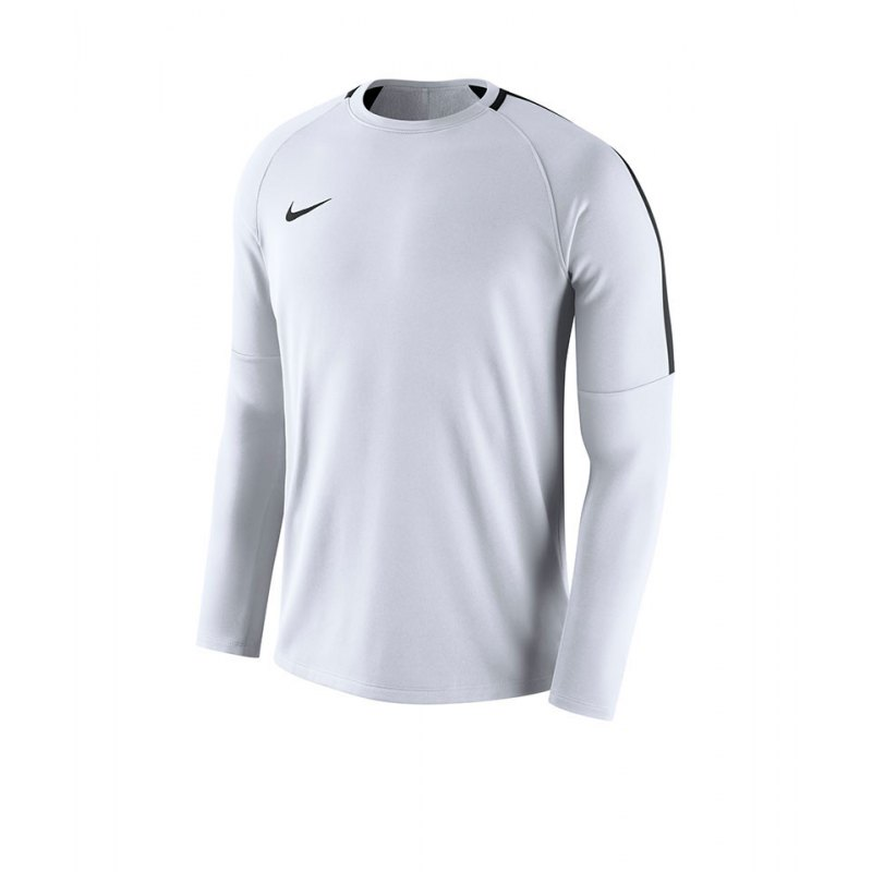 Nike Dry Academy 18 Football Top Weiss F100 - weiss