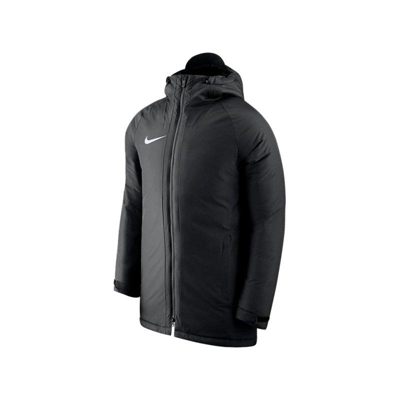 Nike Academy 18 Winter Jacke Schwarz F010 - schwarz