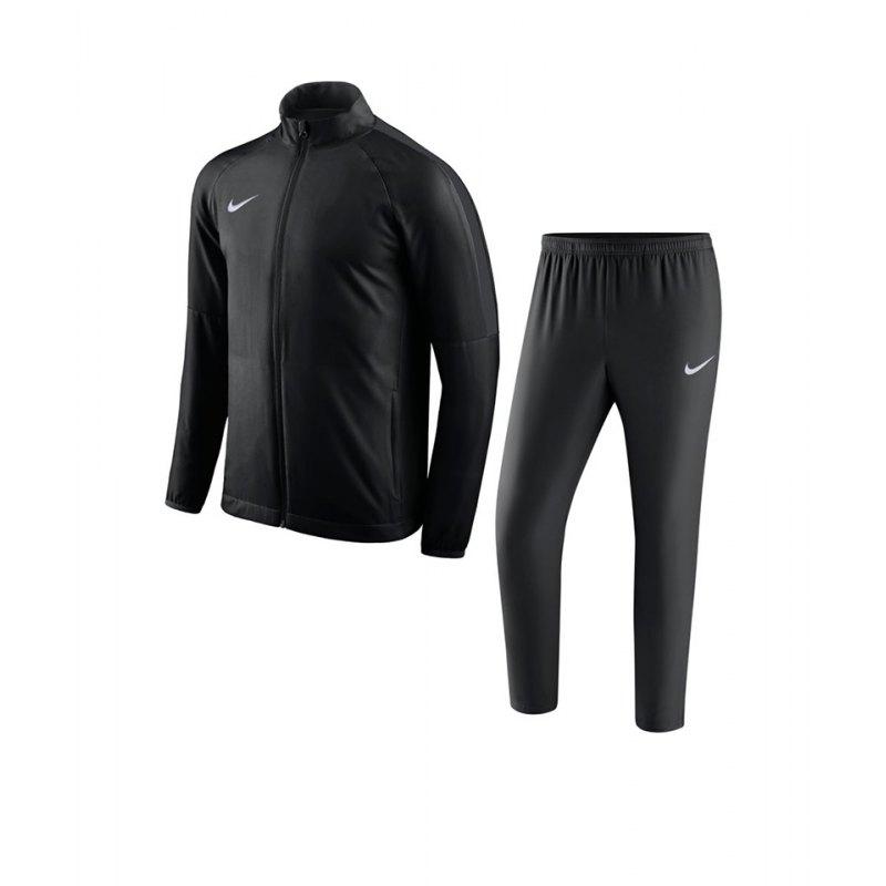 Nike Academy 18 Woven Trainingsanzug Kids F010 - schwarz