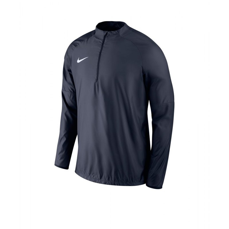 Nike Academy18 Shield Drill Top Blau Kids F451 - blau