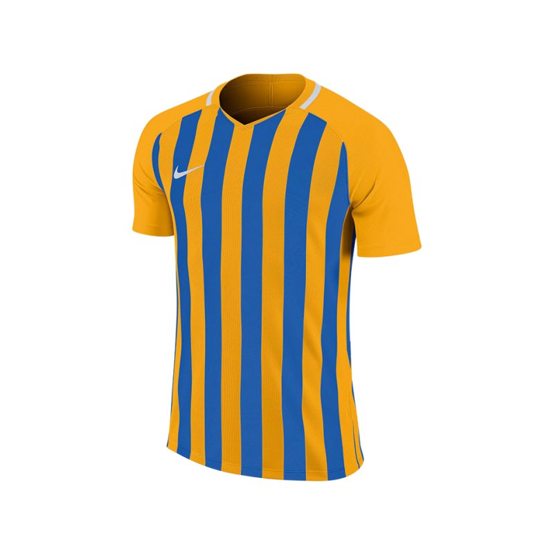 Nike Striped Division III Trikot Gelb F740 - gold