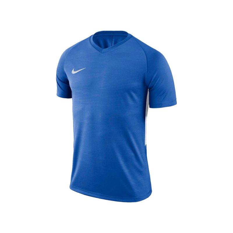 Nike Tiempo Premier Trikot Kids Blau F463 - blau