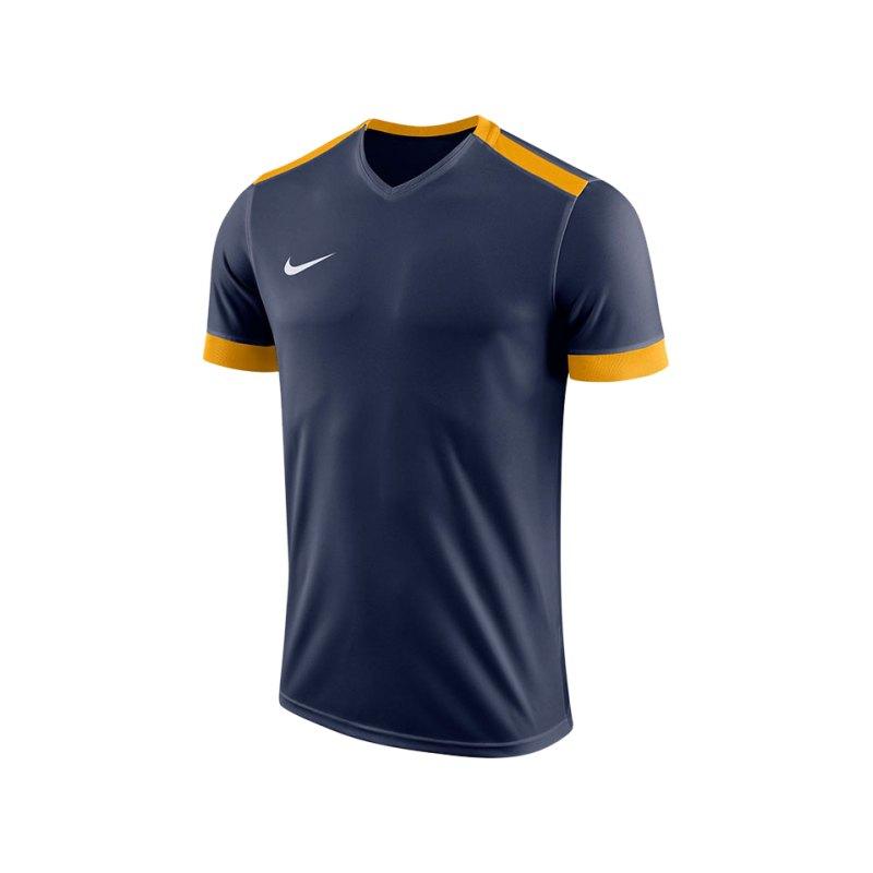 Nike Park Derby II Trikot Blau Gold F410 - blau