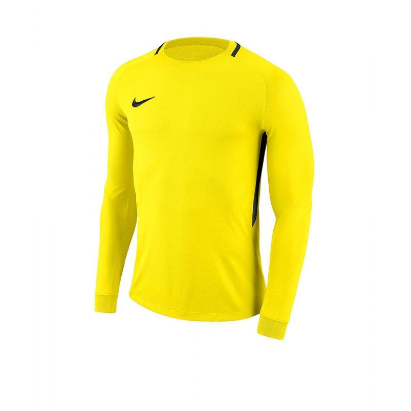 Nike Park III Goalie Torwarttrikot Gelb F741 - gelb