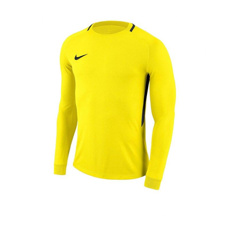 Nike Park III Goalie Torwarttrikot Kids Gelb F741 - gelb