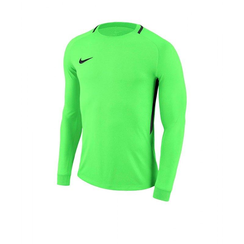 Nike Park III Goalie Torwarttrikot Kids Grün F398 - gruen