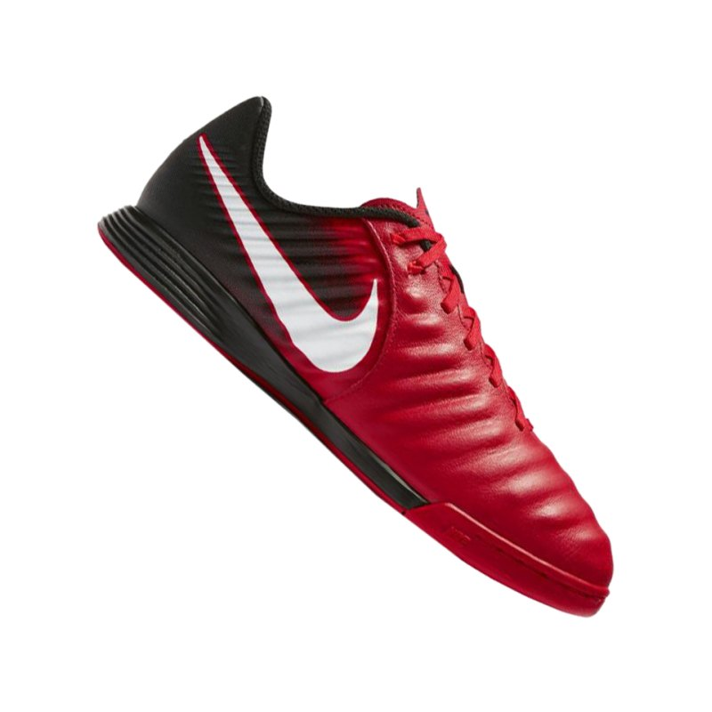 Nike Jr Tiempo X Ligera IV IC Kids Rot F616 - rot