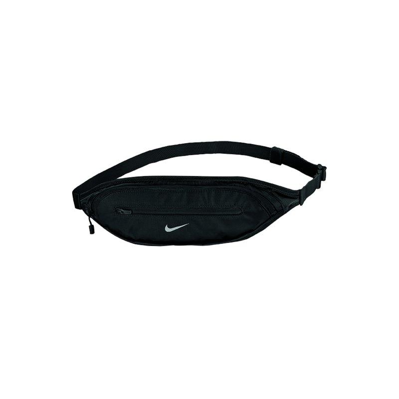 Nike Capacity Waistpack 2.0 F082 Gr. L Schwarz - schwarz