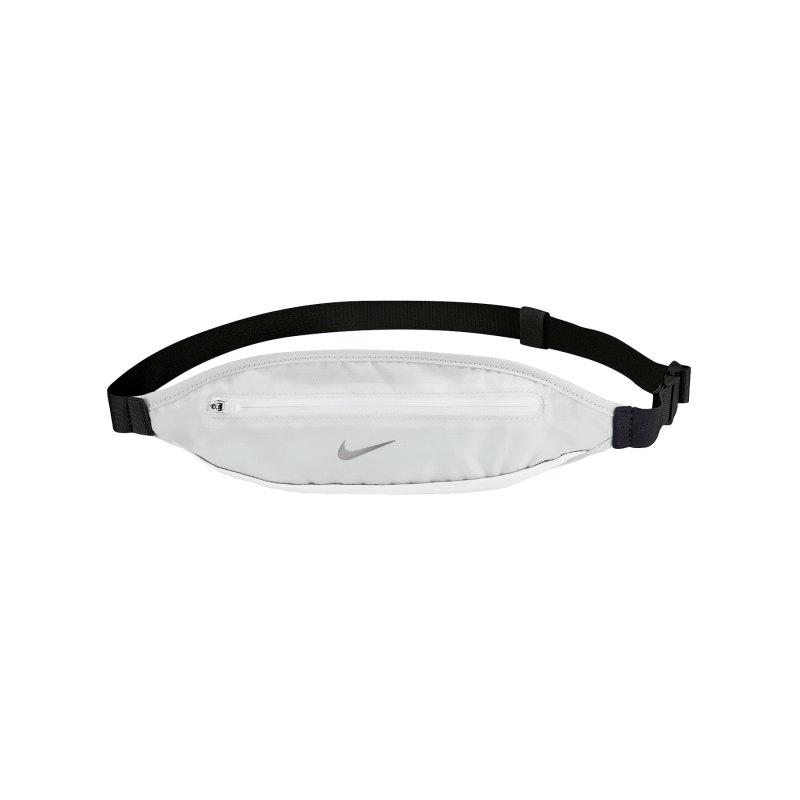 Nike Capacity Waistpack 2.0 Gr.S F465 - weiss