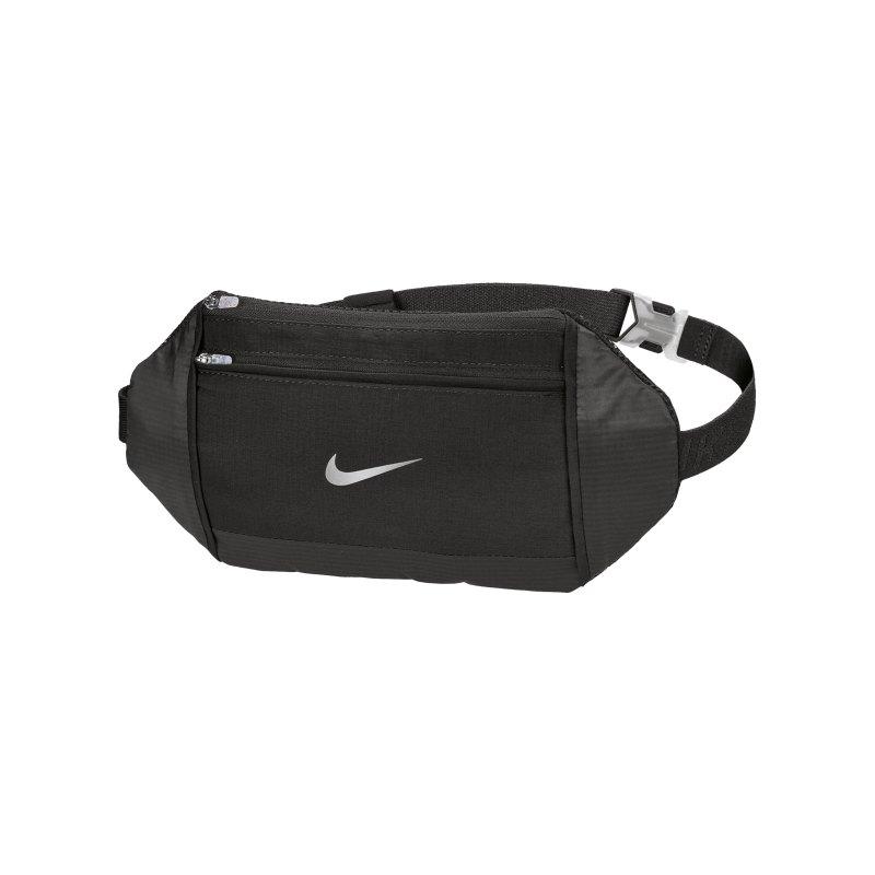 Nike Challenger Hüfttasche Large Schwarz F015 - schwarz