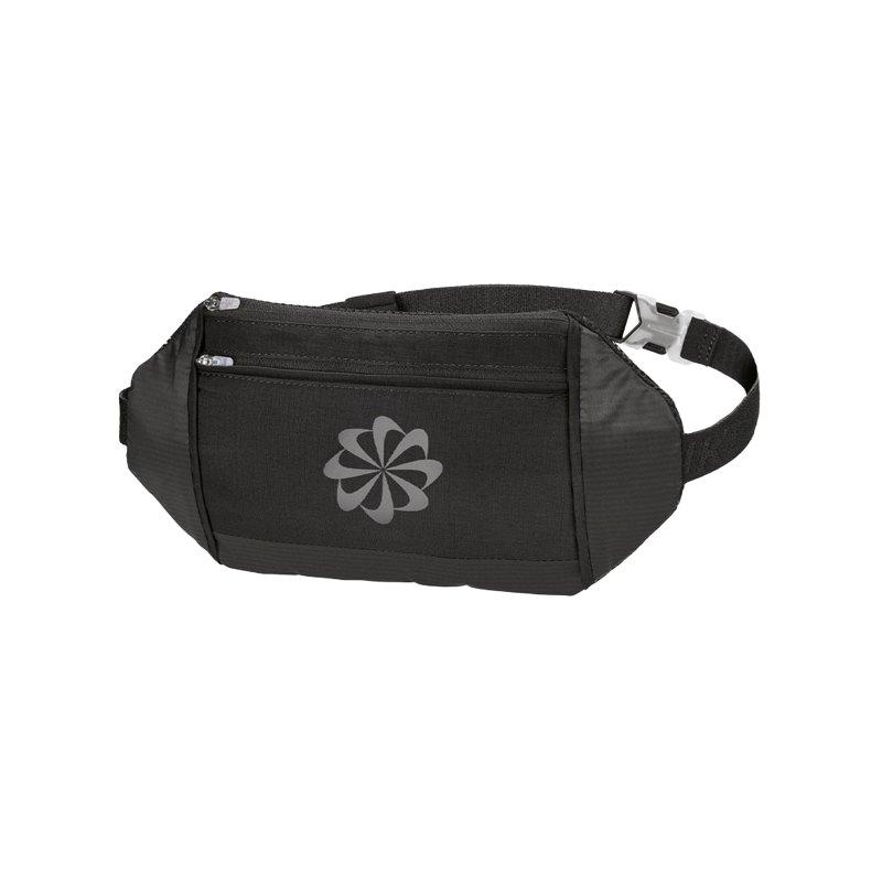 Nike Challenger Hüfttasche Small Schwarz F015 - schwarz
