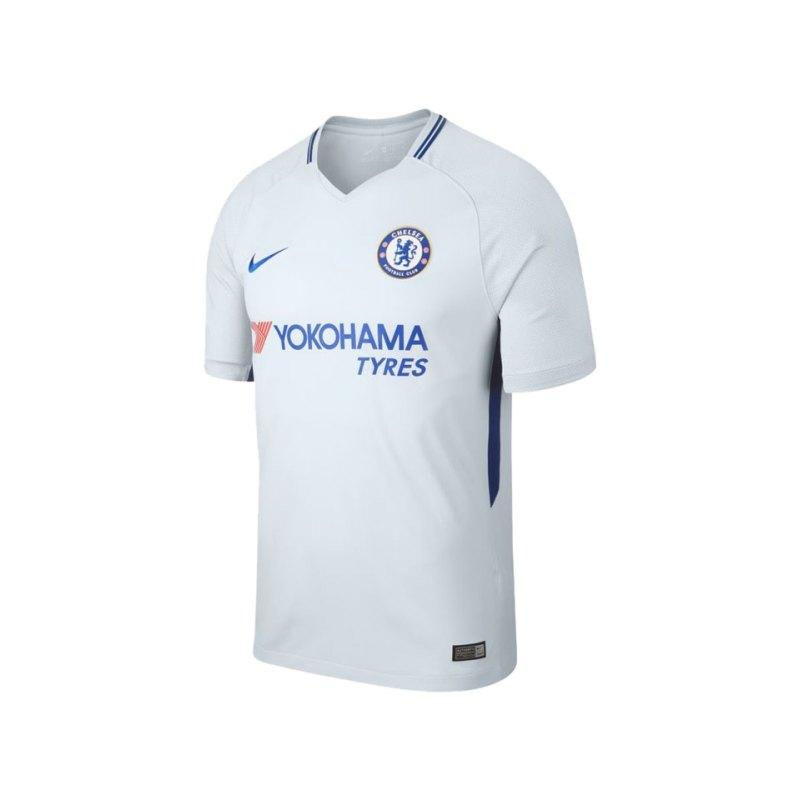 Kine Trikot Away FC Chelsea London 17/18 Kinder F044 - grau