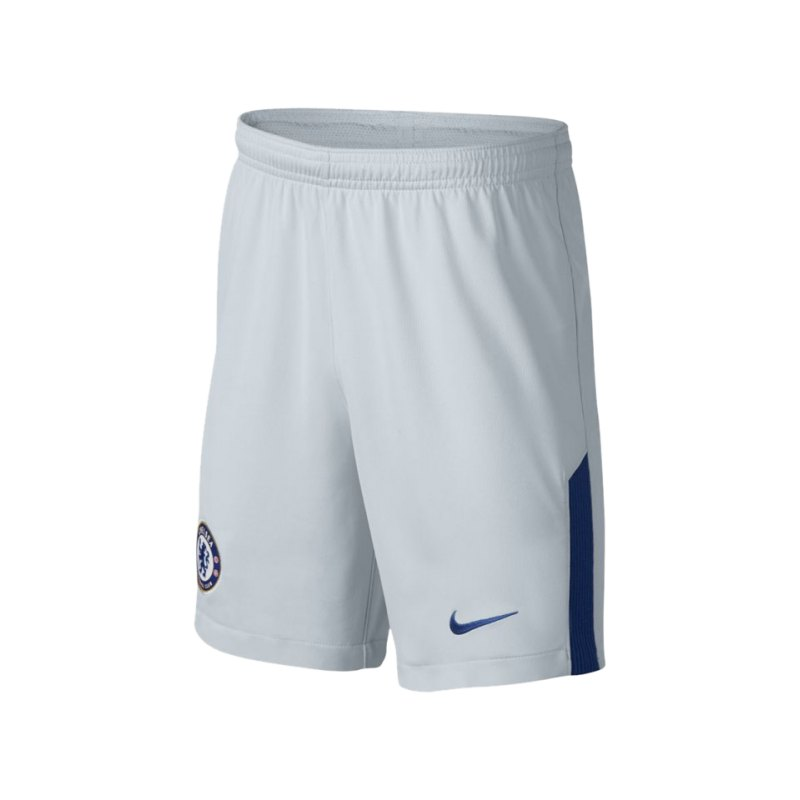 Nike Short 17/18 FC Chelsea London Kinder F043 - grau