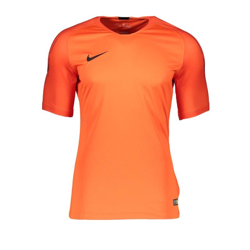 Nike Promo Torwarttrikot kurzarm Orange F817 - orange