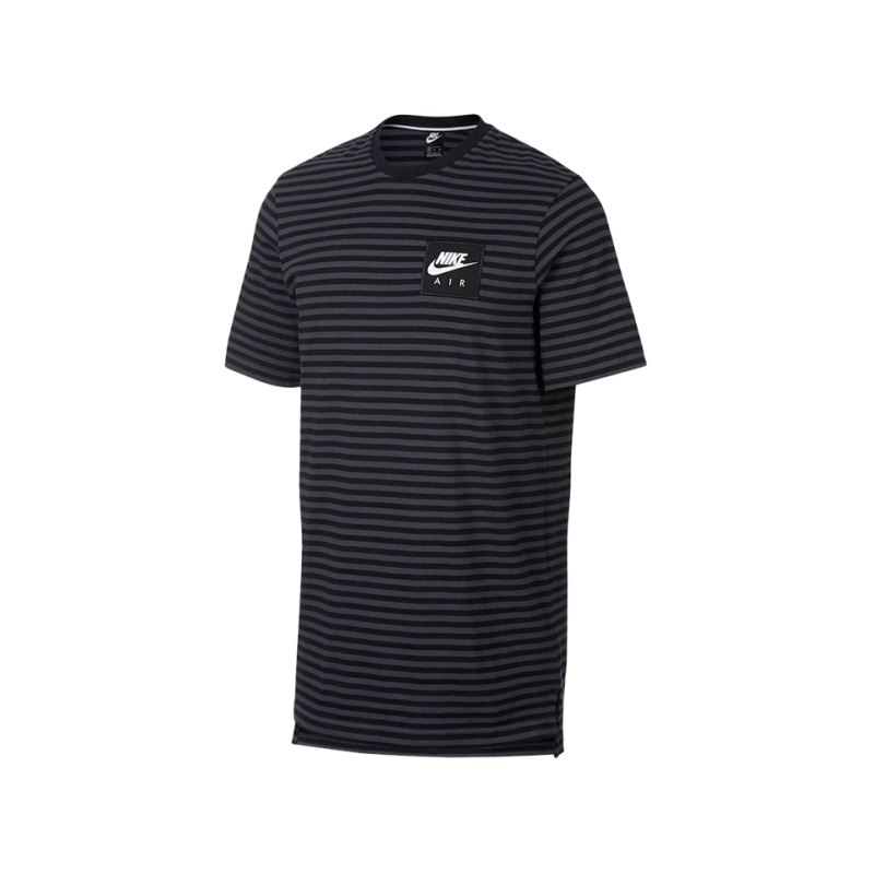 Nike Air Knit Top T-Shirt Grau F060 - grau