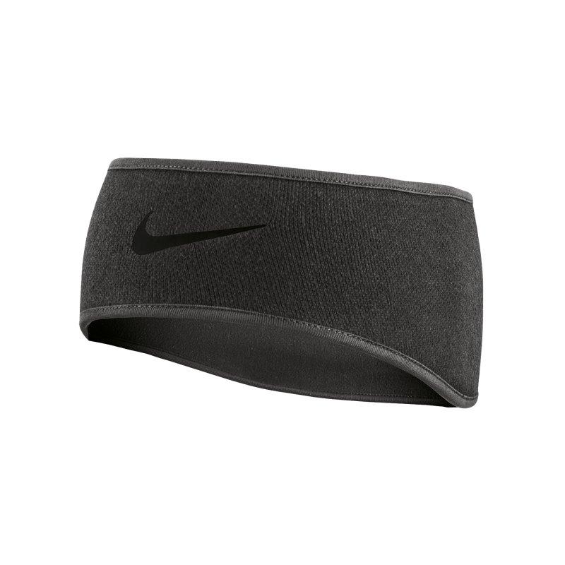 Nike Knit Stirnband Schwarz F013 - schwarz
