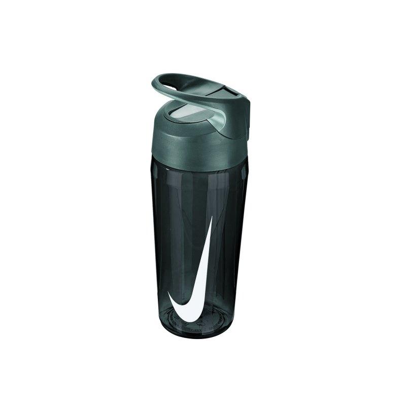 Nike TR Hypercharge Straw Bottle 16 OZ F032 - grau