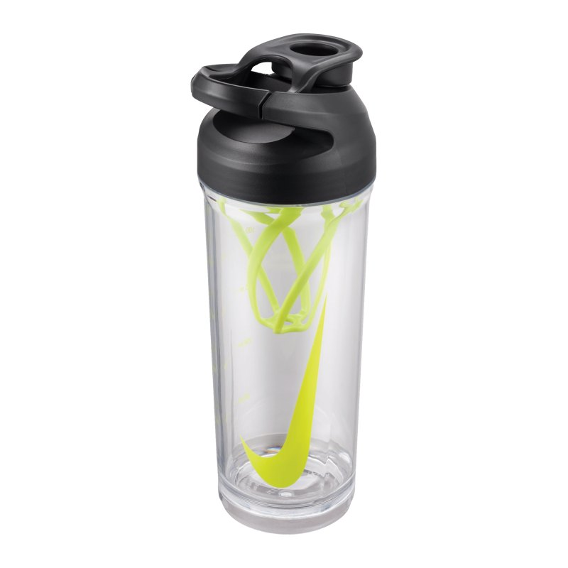 Nike Hypercharge Shaker Bottle 24 OZ F936 - weiss