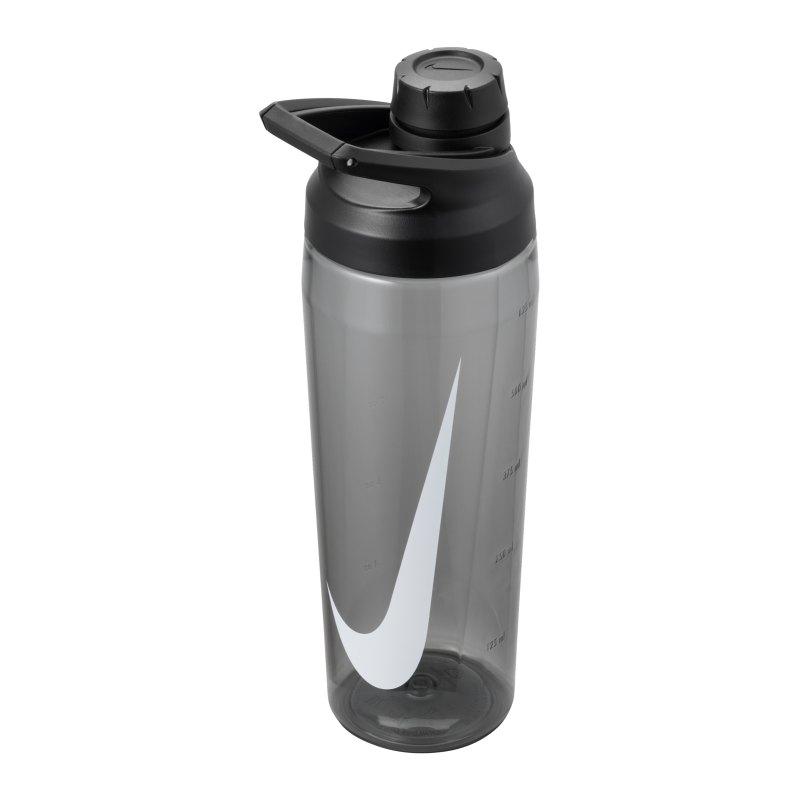 Nike Hypercharge Chug Bottle 709ml Grau F025 - grau