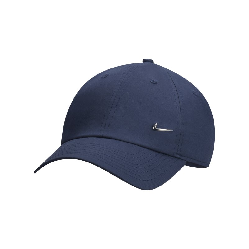 Nike Heritage 86 Metal Swoosh Cap Blau F451 - blau