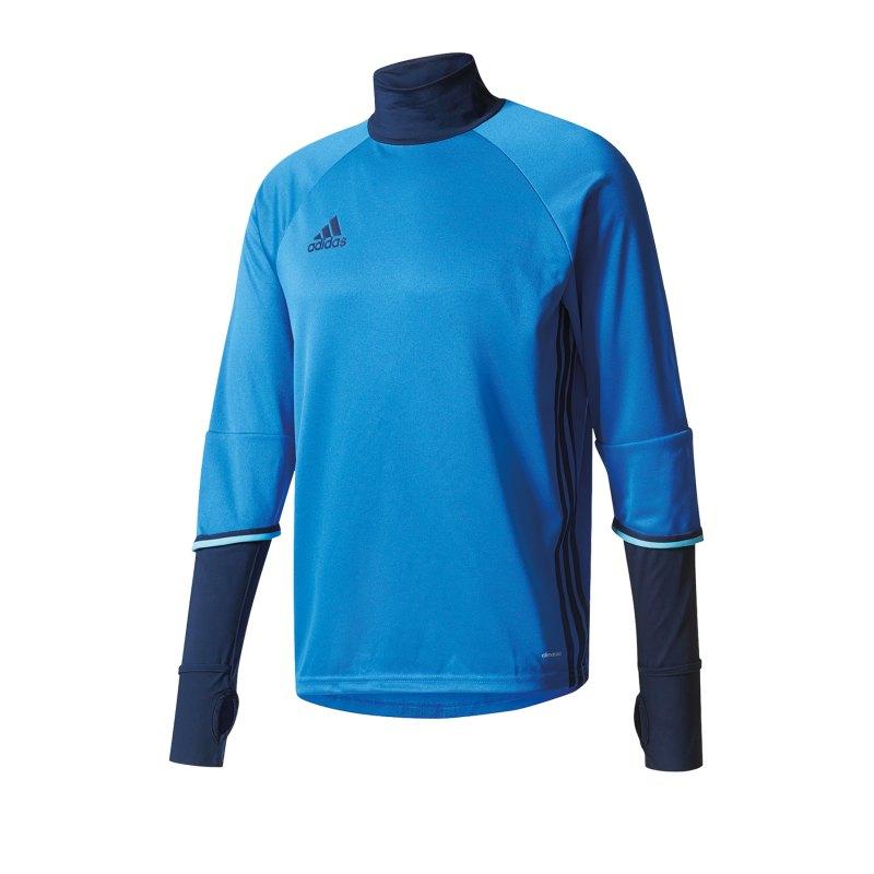 adidas Condivo 16 Training Top Blau - blau