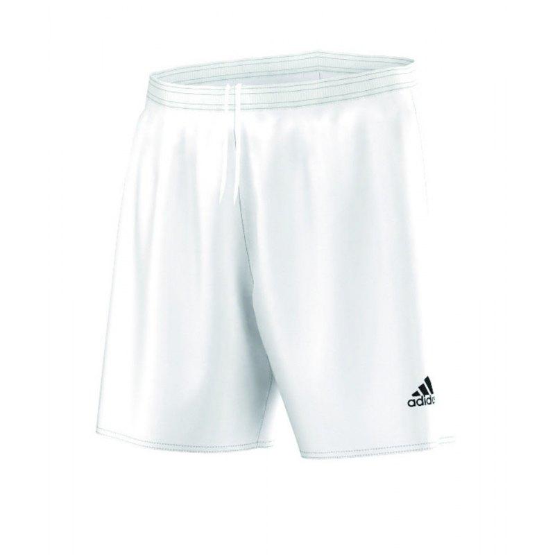 adidas Short mit Innenslip Parma 16 Kinder Weiss - weiss