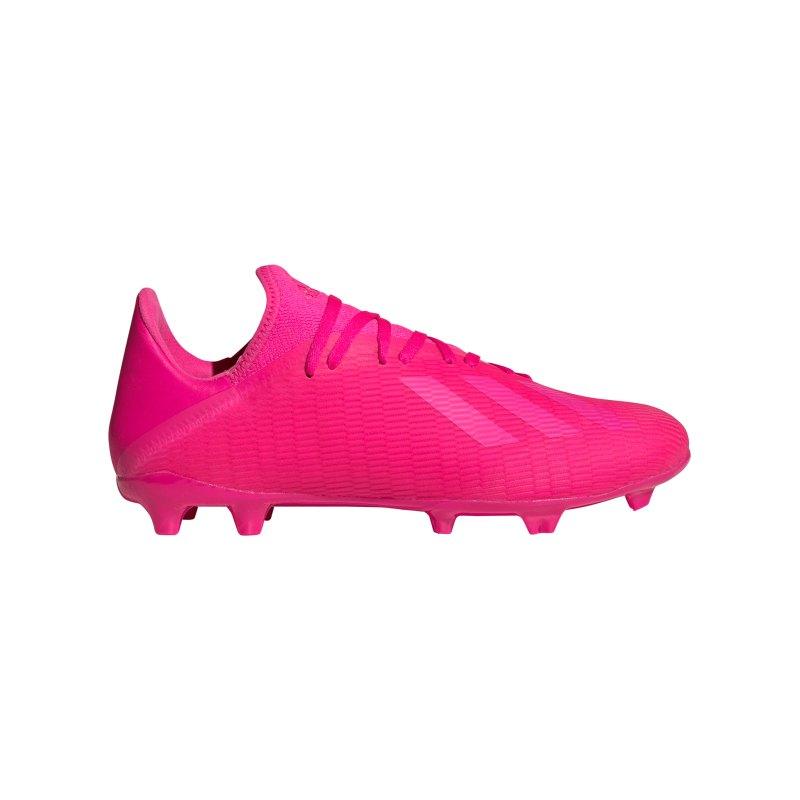 adidas X Locality 19.3 FG Pink - pink