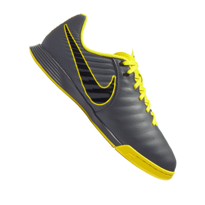 Nike Jr Tiempo LegendX VII Academy IC Kids F070 - grau