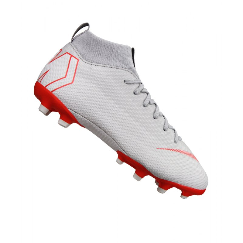 Nike Mercurial Superfly VI Academy MG GS Kids F060 - grau