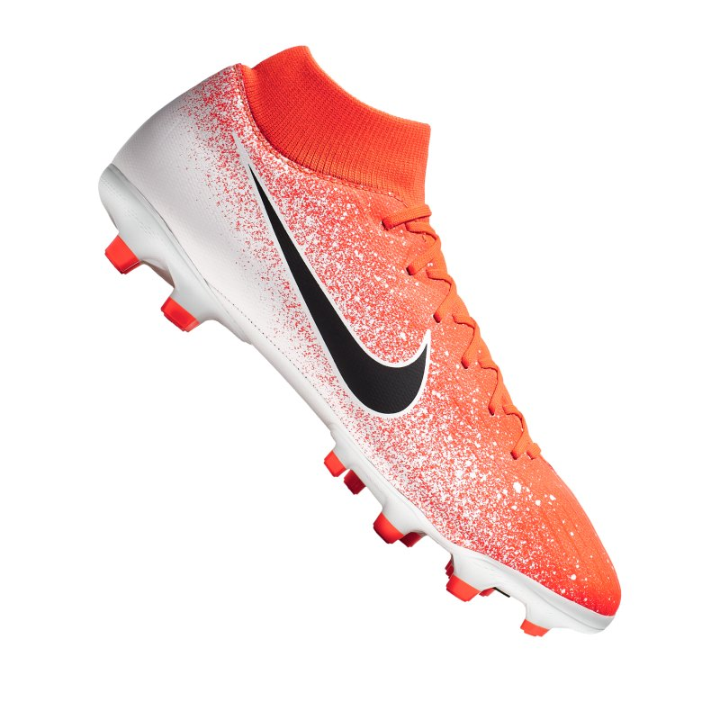 Nike Mercurial Superfly VI Academy MG Orange F801 - Orange