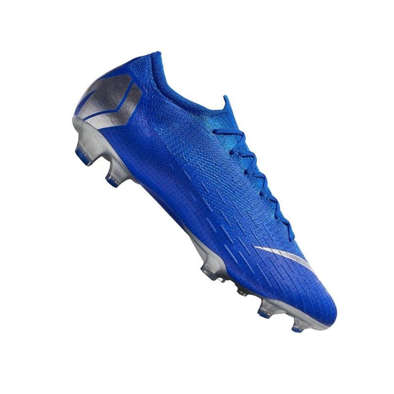 Nike Mercurial Vapor XII Elite FG Blau F400 - blau