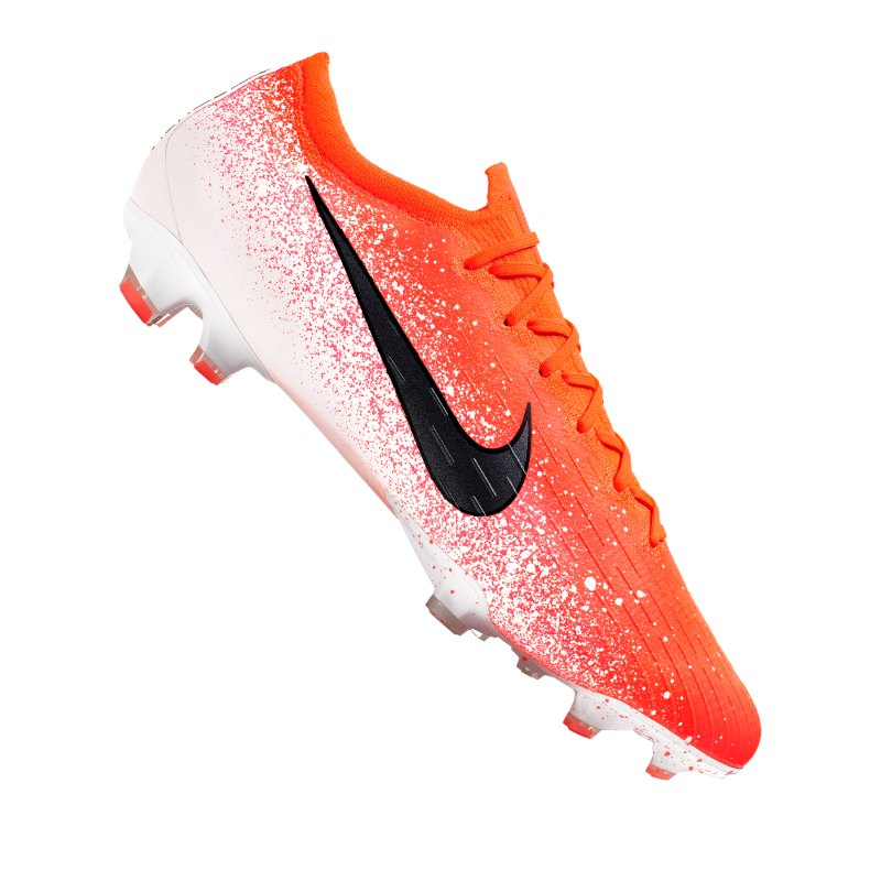 genuine shoes order online good out x Nike Mercurial Vapor XII Elite FG Orange F801