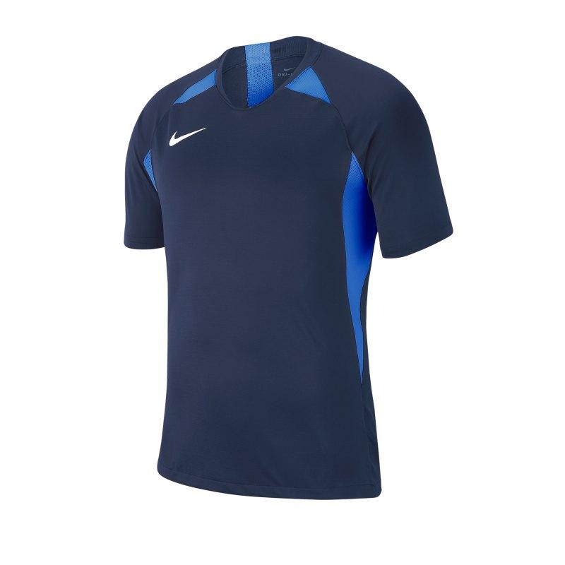 Nike Legend Trikot kurzarm Kids Dunkelblau F411 - blau