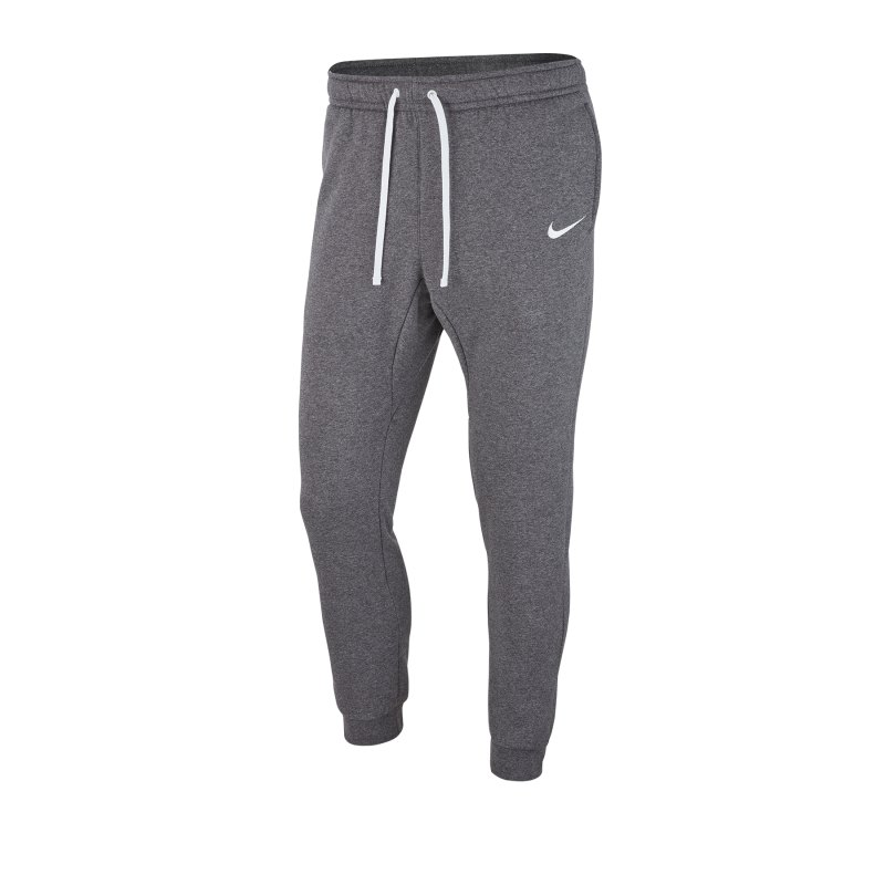 Nike Team Club 19 Fleece Jogginghose Grau F071 - grau