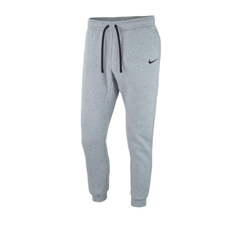 Nike Team Club 19 Fleece Jogginghose Kids F063 - grau