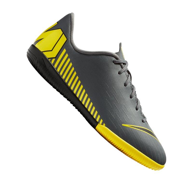 Nike Jr Mercurial VaporX XII Academy IC F070 - schwarz