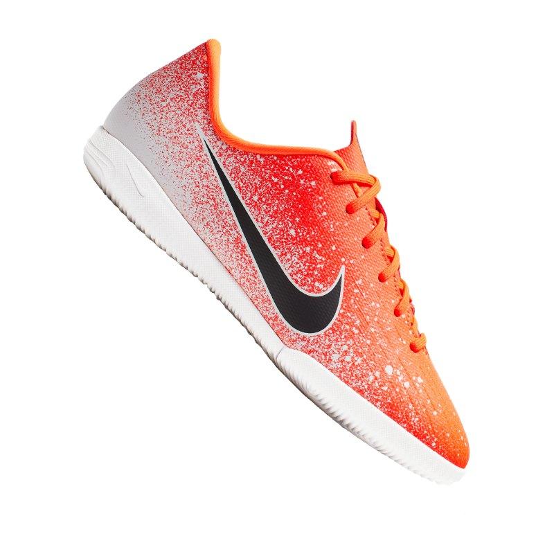 Nike Mercurial VaporX XII Academy IC GS Kids F801 - Orange