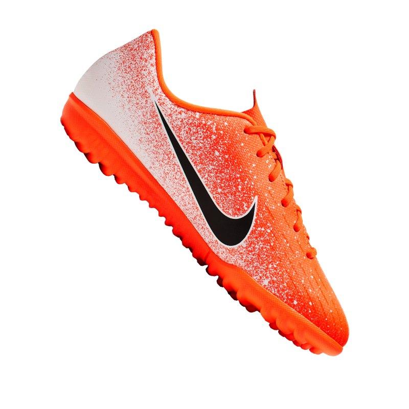 Nike Jr Mercurial Vapor XII Academy TF Kids F801 - Orange