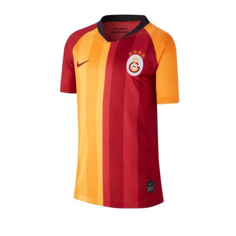 Nike Galatasaray Istanbul Trikot Home 2019/2020 Kids F628 - gelb
