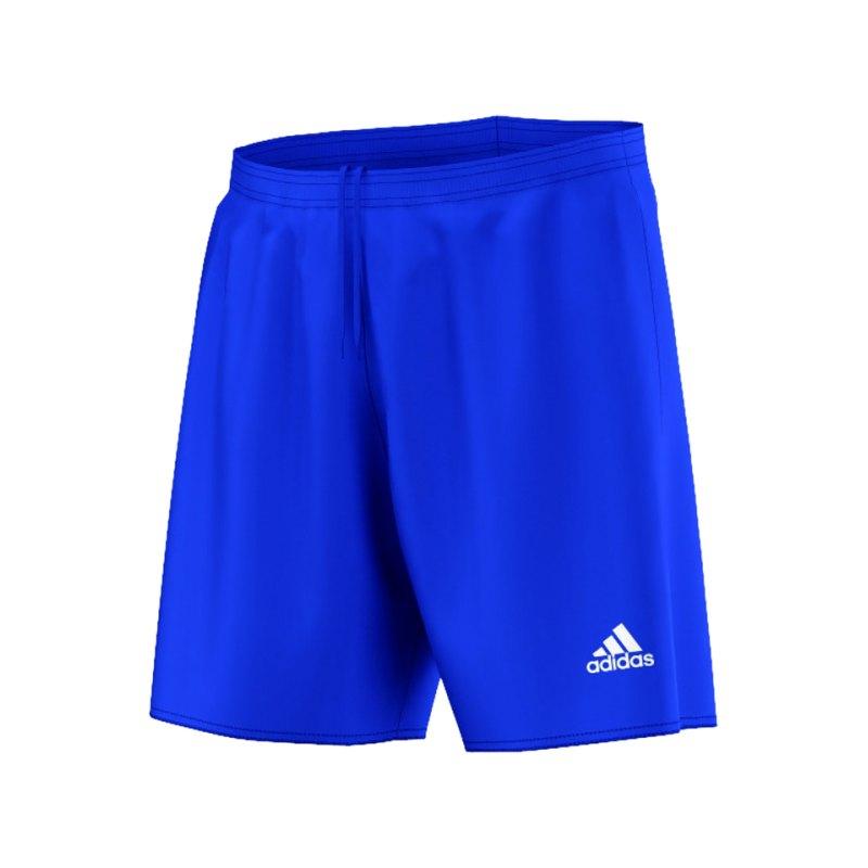adidas Short ohne Innenslip Parma 16 Kinder Blau - blau