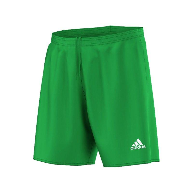 adidas Short ohne Innenslip Parma 16 Kinder Grün - gruen